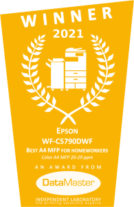 Epson WF-C5790DWF best A4 for homeworkers