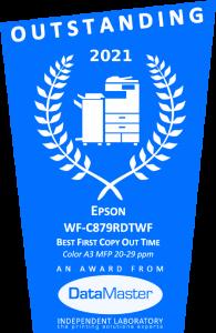 Epson WF-C879RDTWF award